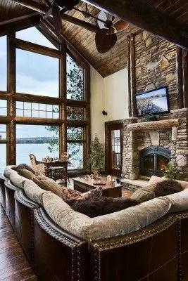Cabin Design Ideas37