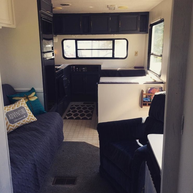 Camper Renovation 34