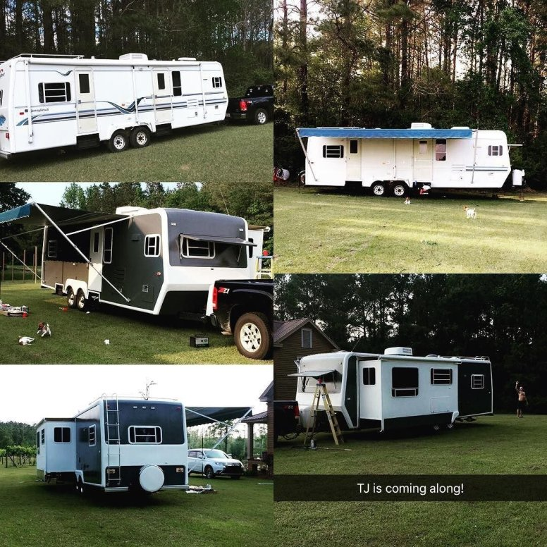 Camper Renovation 46
