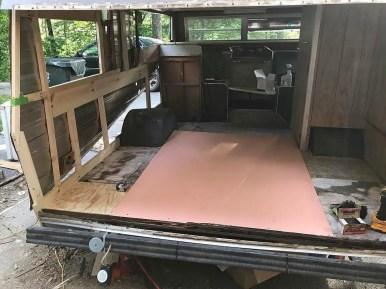 Camper Renovation 57