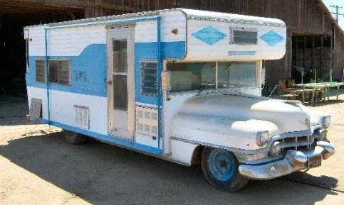 Camper Vans Caravans 29