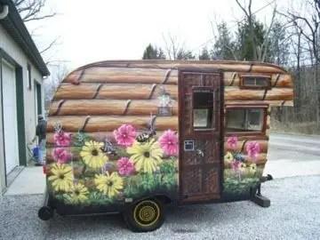 Camper Vans Caravans 34