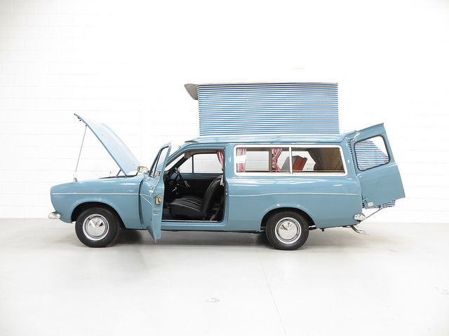 Camper Vans Caravans 37