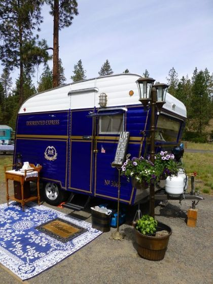 Camper Vans Caravans 45