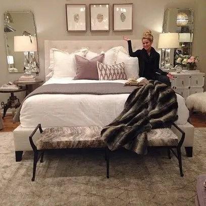 Beautiful Master Bedroom Decor 57