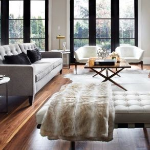 Elegant Contemporary Living Room 1
