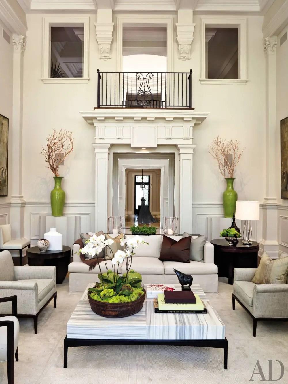 Elegant Contemporary Living Room 19  decoratoo