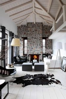 Elegant Contemporary Living Room 20