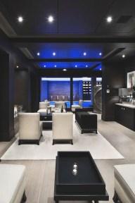 Elegant Contemporary Living Room 27