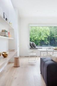 Elegant Contemporary Living Room 29