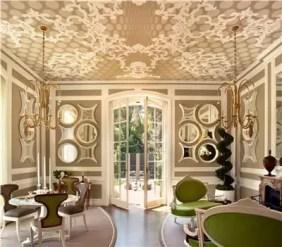 Elegant Contemporary Living Room 47