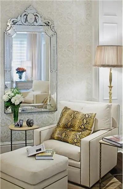 Elegant Contemporary Living Room 52