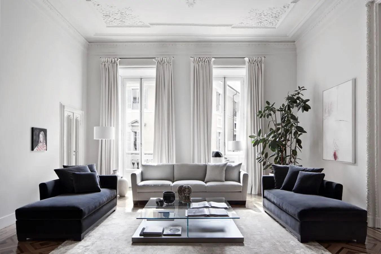 Elegant Contemporary Living Room Ideas