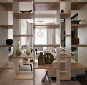 Elegant Contemporary Living Room 80