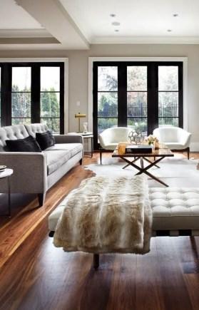 Elegant Contemporary Living Room 88