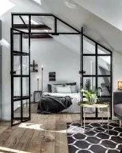 Elegant Cozy Bedroom 16