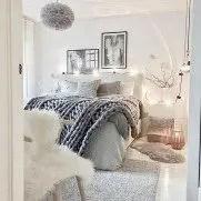 Elegant Cozy Bedroom 32