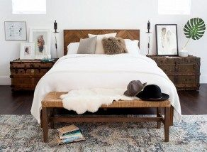 Elegant Cozy Bedroom 34