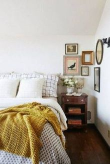 Elegant Cozy Bedroom 35