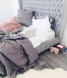 Elegant Cozy Bedroom 60