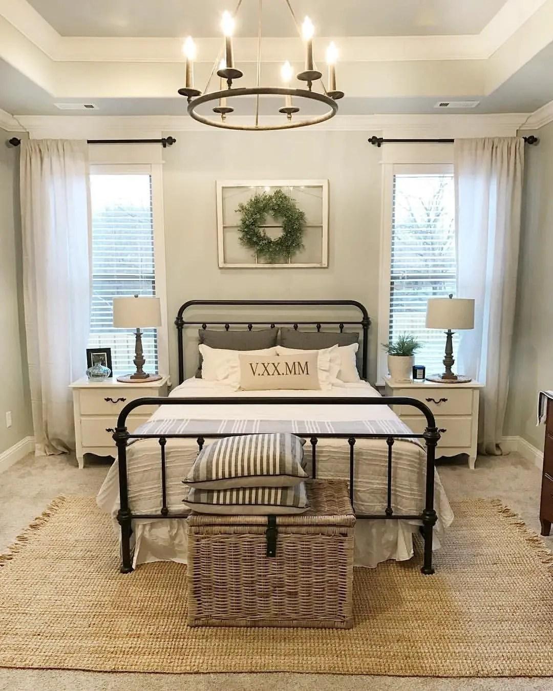 Farmhouse Bedroom 15