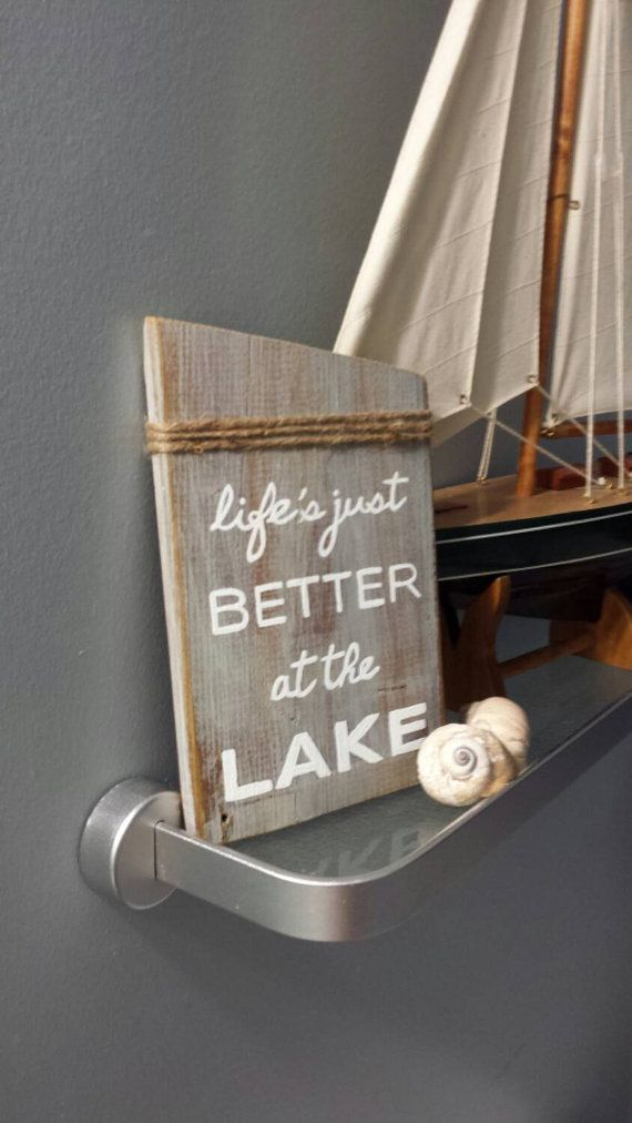 Lake House Decorating Ideas 102