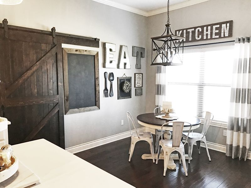 Modern Farmhouse Decor 67