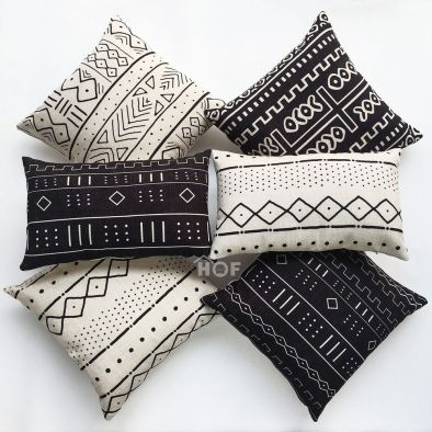 Mudcloth Pillows22