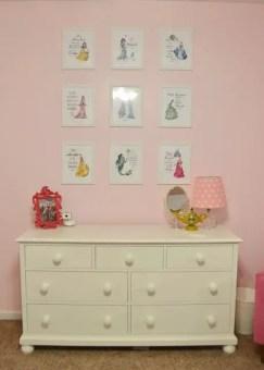 Princess Bedroom Ideas 1