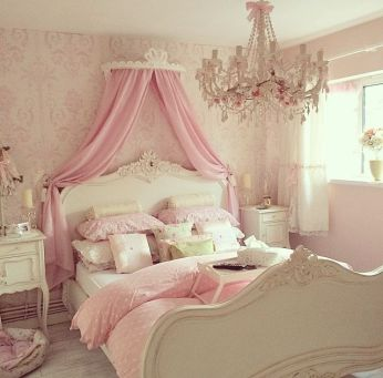 Princess Bedroom Ideas 34