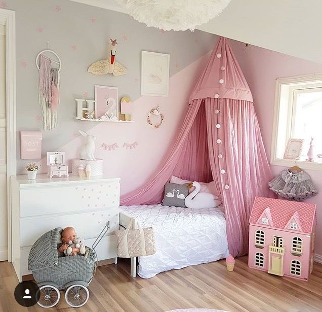 Princess Bedroom Ideas 84