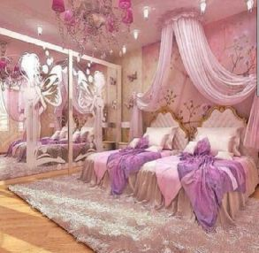 Princess Bedroom Ideas 92