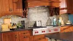 Spanish Mission Style Kitchen 63