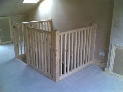 Attic Stairs Ideas 10