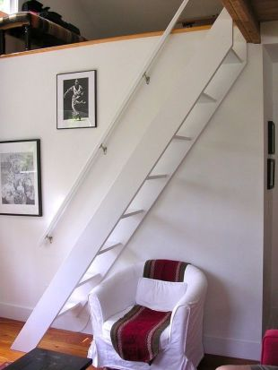 Attic Stairs Ideas 21