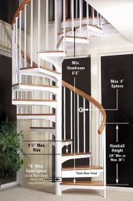 Attic Stairs Ideas 6