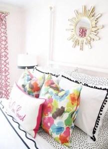Colorful Modern Bedroom 3