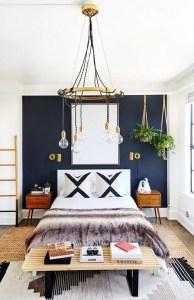 Colorful Modern Bedroom 9