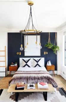 Colorful Modern Bedroom 9