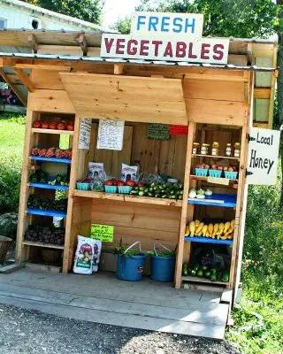 Farm Stand Ideas 16