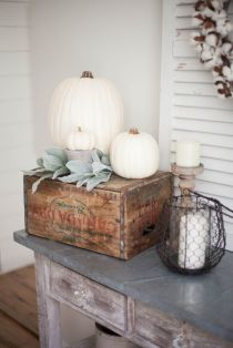Farmhouse Fall Decor 19