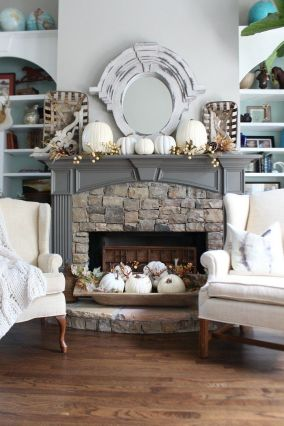 Farmhouse Fall Decor 22