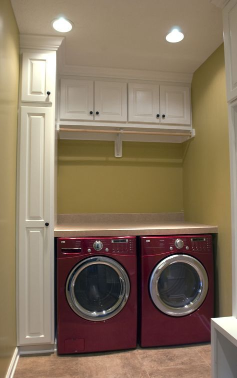 Small Laundry Room Ideas 1