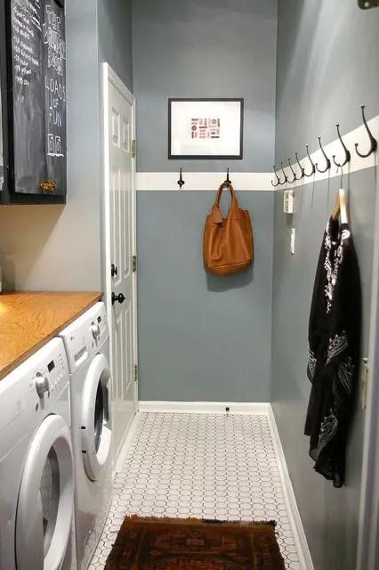 Small Laundry Room Ideas 16