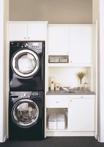 Small Laundry Room Ideas 3