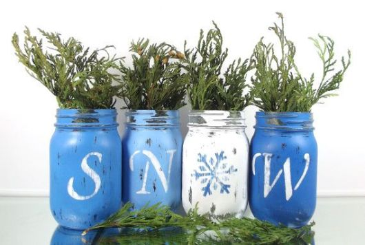 Winter Decorations Diy 21