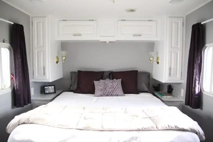 Camper Bedroom 12