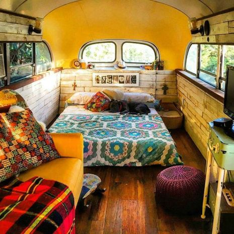 Camper Bedroom 13