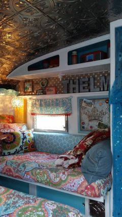 Camper Bedroom 3