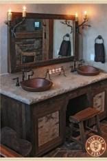 Log Home Bathrooms 5